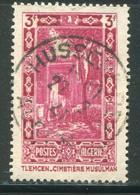ALGERIE- Y&T N°122- Oblitéré - Usados