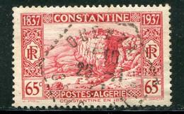 ALGERIE- Y&T N°131- Oblitéré - Usados