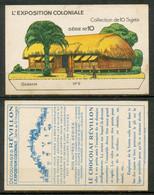 REVILLON - Exposition Coloniale - Serie 10 - Revillon