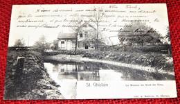 SAINT-GHISLAIN  -   La Maison Du Vent De Bise - Saint-Ghislain