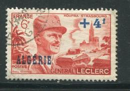 ALGERIE- Y&T N°272- Oblitéré - Used Stamps