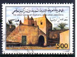 LIBYE; Libye -20.6.1991; Ghadames; YT 1810, Oblitéré, Lot 52217 - Libya