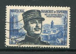 ALGERIE- Y&T N°336- Oblitéré - Used Stamps