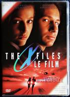 The X FILES - ( Le FILM, Version Intégrale ) - David Duchovny - Gillian Anderson . - Sciences-Fictions Et Fantaisie