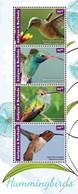 Antigua And   Barbuda 2015  Fauna   Birds Hummingbirds - Antigua Und Barbuda (1981-...)