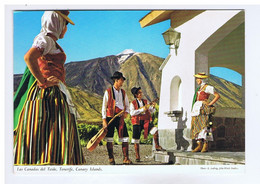 ESPAGNE - CANARY ISLANDS - TENERIFE - Las Canadas Del Teide - Tenerife