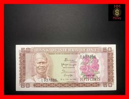 SIERRA LEONE 50 Cents 4.8.1984   P. 4 E  UNC - Sierra Leone