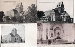 SAINT VIGOR D YMONVILLE , ST VIGOR D IMONVILLE // Lot De 19 Cartes - Non Classés