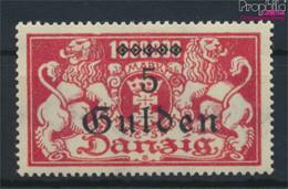 Danzig 192 Mit Falz 1923 Hochinflation (9640525 - Danzig