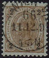 Österreich 1890, MiNr 51, LZ 10, Gestempelt - Gebraucht