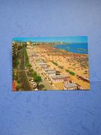 ITALIA-EMILIA-ROMAGNA-CATTOLICA-PANORAMA DELLA SPIAGGIA-FG-1985 - Otras Ciudades
