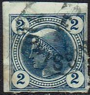 Österreich 1899,  MiNr 101,  Gestempelt - Gebraucht