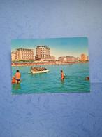 ITALIA-EMILIA-ROMAGNA-LIDO DI SAVIO-ALBERGHI E SPIAGGIA-FG-1981 - Otras Ciudades