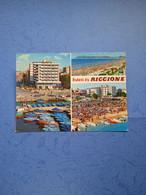 ITALIA-EMILIA-ROMAGNA-RICCIONE-SALUTI-FG-1972 - Otras Ciudades