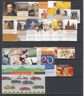 2009 Germany Collection Of 23 Different Stamps Face Value  €17.45 MNH - Unclassified