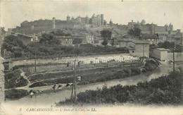 11 - CARCASSONNE - L'AUDE ET LA CITE - LL - Carcassonne