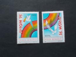 ROUMANIE   -  CEPT     N°  4244  / 4245  Année  1995  NEUF XX     ( Voir Photo ) - 1995