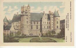 Bourges  -    Le Palais Jacques-Coeur   -  Carte Pautauberge - Bourges