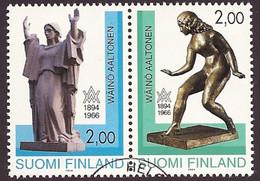 Finnland, 1994, Mi.-Nr. 1242-1243, Gestempelt - Used Stamps