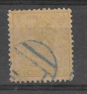 1888 5 Candarin - Gebruikt