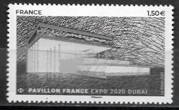 France 2021  Neuf ** N° 5495 ?  Pavillon France  - Expo 2020 Dubai -  à  1,50 € - Nuevos