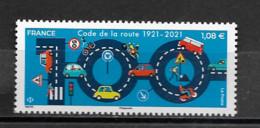France 2021 Neuf **  N° 5493 ?  Code De La Route  à  1,08 € - Nuevos
