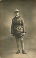 CARTE PHOTO ARTHUR BLAQUART 20em ESCADRON DU TRAIN MORT EN SERBIE LE 29/04/1917 PHOTO CAUDEVELLE BOULOGNE SUR MER - Guerre 1914-18