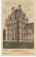 Valencay -  Le Chateau (Donjon Coté De L'entrée)  -  Carte Pautauberge - Altri Comuni