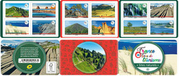 "France 2021 - Carnet - France Terre De Tourisme ""Sites Naturels"" ** - Nuevos"