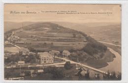 Bohan Sur Semois. Vue Panoramique Et Champs De Tabac. - Vresse-sur-Semois