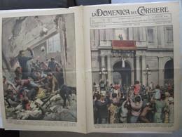 # DOMENICA DEL CORRIERE N 40 / 1934 NASCITA MARIA PIA / IL DUCE TRA IL POPOLO - Prime Edizioni