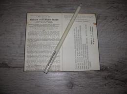 Richard Deschoemaeker (Ooigem 1884-Bavikhove 1951);Bovyn - Santini