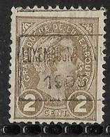 Luxembourg 1905 Prifix Nr. 23C - Precancels