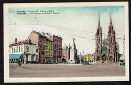 Ostende / Oostende - Place SS Pierre Et Paul / Sint Pieter En Paulus Plaats - Edit. Gegy - Voir Scans - Oostende