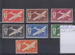 Französische Somaliküste  Michel Cat.No. Mnh/** 195/201 - Unused Stamps