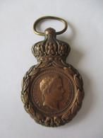 Médaille Du 5 Mai 1821 - A Ses Compagnons De Gloire ... - Napoleon 1er Empereur-  Campagne 1792-1815 - Avant 1871