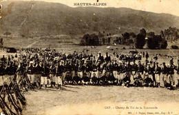 05 Hautes Alpes Gap CPA Champ De Tir De La Tourronde Animée Guerre Militaire Aubriot Joinville 1913 - Gap