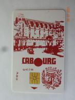 CARTE A PUCE CHIP CARD CARTE FIDÉLITÉ CEV  CABOURG 14 CALVADOS - Gift And Loyalty Cards