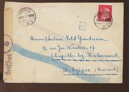 1943 Avec Censure - Lettere