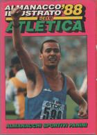 Almanacco Illustrato Dell'atletica. 1988 - Non Classés