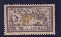 FRANCE : N° 122 * . TYPE MERSON . BON CENTRAGE . SIGNE SCHELLER . 1900 . - Nuovi