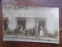 CARTE PHOTO DE PERPIGNAN Bar Du Helder - Bière Maxeville - Perpignan