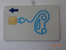 CARTE A PUCE CHIP CARD CARTE FIDÉLITÉ RECHARGE ELECTRIQUE AUTOMOBILE - Exhibition Cards