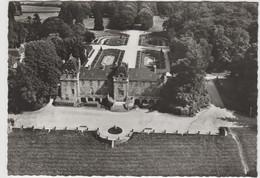 CPSM  En Avion Au Dessus....BECHEREL 35  Le Château De Caradeuc - Bécherel