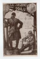 - CPA MILITAIRES - Journées Du Poilu 31 Octobre - 1 Novembre 1915 - Edition Lapina - - Patriotiques