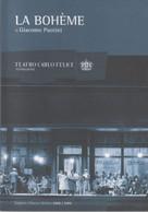 La Boheme. Giacomo Puccini. Teatro Carlo Felice 2008/2009 - Non Classés