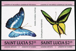 Neuf Sans Charnière N° 720/27, La Série Papillons, ND, T.B. - Unclassified