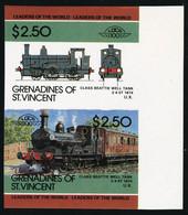 Neuf Sans Charnière N° 412/19, La Série Locomotives ND, Bdf, T.B. - Unclassified