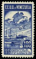 Neuf Sans Charnière N° 184A + PA N° 64A Et 65A, Les 3 Non émis, T.B. - Unclassified