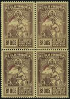 Neuf Sans Charnière N° 186/94, La Série Base-ball En Blocs De 4, TB - Unclassified